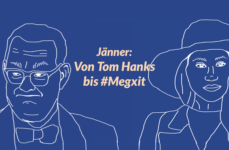 Netzgeschichten: Von Tom Hanks bis #Megxit