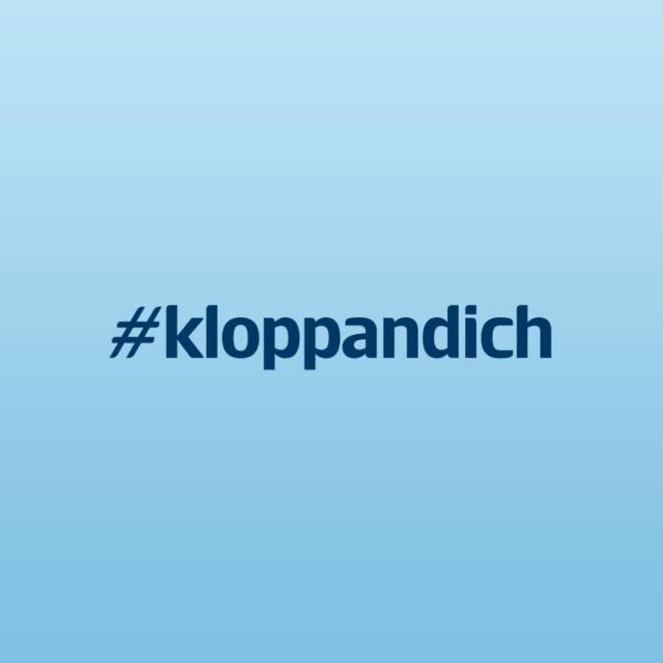#kloppandich