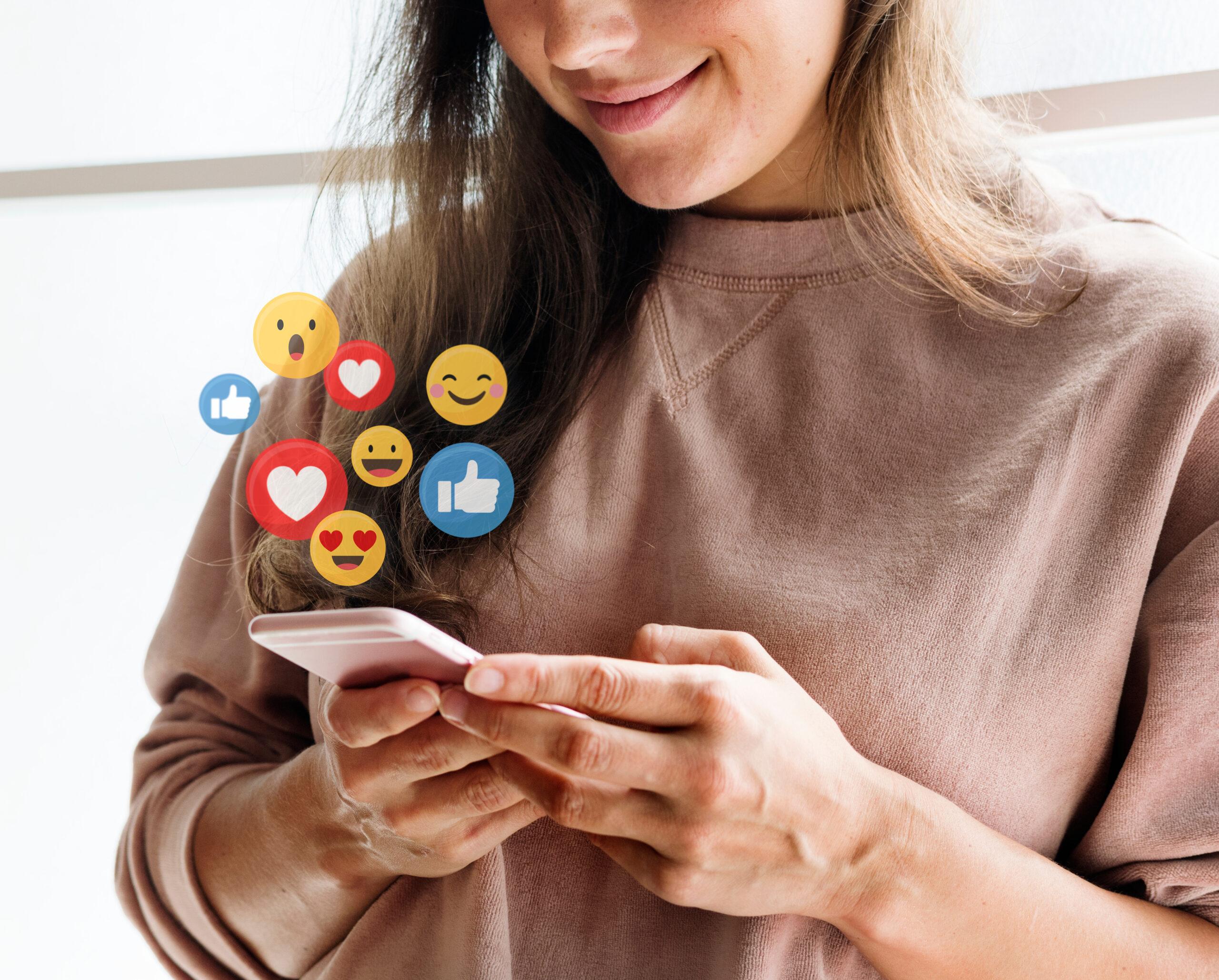 Emojis – die Sprache, die jeder versteht.